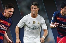 UEFA công bố top 3 tranh danh hiệu Cầu thủ xuất sắc nhất châu Âu