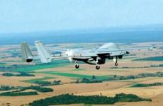 Hamas thu giữ một máy bay không người lái của quân đội Israel