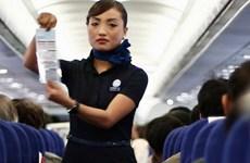 Hành khách vẫn được đi vệ sinh trên máy bay vào thời điểm bị cấm?