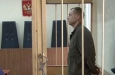 Nga kết án tù một cảnh sát Estonia vì tội hoạt động gián điệp