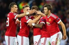 Hình ảnh đáng nhớ trong chiến thắng của M.U trước Club Brugge