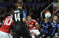 Cận cảnh Depay tỏa sáng giúp Man United đánh bại Club Brugge