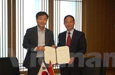Tăng cường hợp tác giữa TTXVN và Hãng thông tấn Yonhap