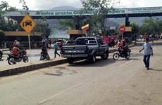 Venezuela ra lệnh tạm thời đóng cửa khẩu chính với Colombia