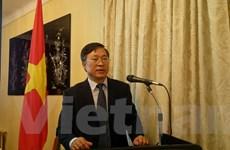 Kỷ niệm 70 năm ngày truyền thống ngành Ngoại giao Việt Nam ở Algeria