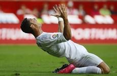 """Kết quả bóng đá châu Âu: Các """"ông lớn"""" đua nhau gây thất vọng"""