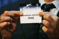 """Bốc thăm Champions League: Man United rơi vào bảng """"tử thần""""?"""