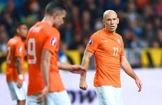 """EURO 2016: Thêm 3 đội giành vé, Hà Lan đá trận """"sinh tử"""" với người Thổ"""