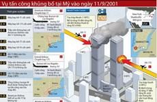 [Infographics] Nhìn lại vụ tấn công khủng bố tại Mỹ ngày 11/9