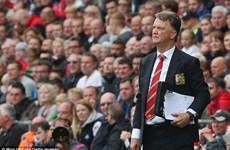 Van Gaal khiến cổ động viên hụt hẫng trước thềm trận M.U-Liverpool