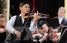 Nghệ sỹ Dàn nhạc Giao hưởng Quốc gia Pháp biểu diễn ở Việt Nam