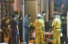 Thái Lan truy lùng nghi phạm thứ 14 trong vụ đánh bom ở Bangkok