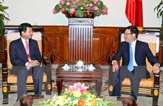 Việt Nam luôn dành ưu tiên cao nhất để phát triển quan hệ với Lào