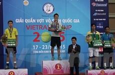 Sáu tay vợt hàng đầu tham dự giải đấu đặc biệt tại Thanh Hóa