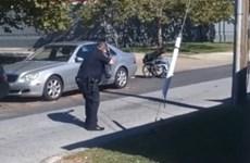 Mỹ lại chấn động sau vụ cảnh sát bắn người da đen trên xe lăn