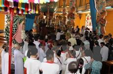 Đại lễ Hội yến Diêu trì cung tại Tòa thánh Cao đài Tây Ninh