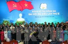 Ông Nguyễn Phú Cường được bầu làm Bí thư Tỉnh ủy Đồng Nai