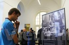 Lần đầu tiên tổ chức triển lãm về ngành Việt Nam học tại Séc