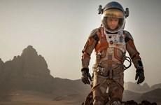 """""""Người về từ sao Hỏa"""" suýt tái lập kỷ lục doanh thu của Gravity"""