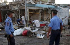 Ít nhất 35 người thiệt mạng ở vụ tấn công bằng súng cối tại Iraq