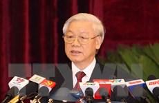 Bế mạc Hội nghị lần thứ 12 Ban Chấp hành Trung ương Đảng khóa XI