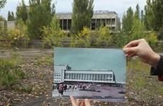 Thành phố trở thành phế tích 30 năm sau thảm họa Chernobyl