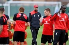 Cận cảnh buổi tập đầu tiên của Liverpool dưới thời Jurgen Klopp