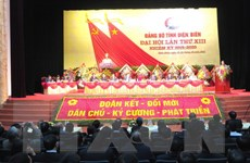 Ông Trần Văn Sơn đã được bầu làm Bí thư Tỉnh Ủy Điện Biên