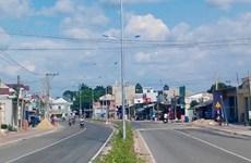 Chính thức thông xe tuyến đường ĐT744 tại tỉnh Bình Dương