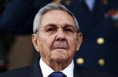Chủ tịch Cuba Raul Castro thăm chính thức Mexico trong tháng 11