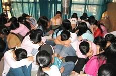 Công an Tây Ninh giải cứu 150 cô gái bị lừa bán ra nước ngoài