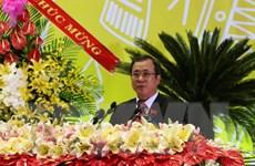 Ông Trần Văn Nam được bầu làm Bí thư Tỉnh ủy Bình Dương