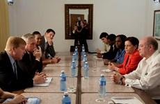 Mỹ và Cuba họp hội đồng doanh nghiệp tại thủ đô La Habana