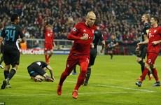 Zenit St. Petersburg vào vòng knock-out, Bayern hủy diệt Arsenal
