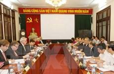 Việt Nam và Nghị viện châu Âu hợp tác về lao động, việc làm