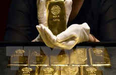 """Giá vàng """"kẹt"""" ở gần mức thấp nhất trong 3 tháng tại phiên 12/11"""