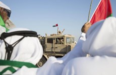 Libya bắt giữa bắt giữ một nghi can gián điệp người UAE
