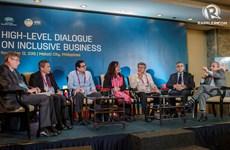 Đối thoại cấp cao APEC về kinh doanh toàn diện tại Philippines