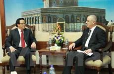 Đoàn đại biểu Đảng Cộng sản Việt Nam thăm, làm việc ở Trung Đông