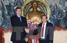 Việt Nam-Nga tăng hợp tác về lĩnh vực pháp luật và tư pháp
