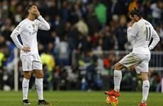 Real Madrid thua tan nát ở El Clasico: Chưa bao giờ tệ đến thế!