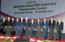 Thủ tướng dự Hội nghị Cấp cao ASEAN-New Zealand và EAS