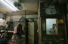 """[Photo] Cận cảnh những căn hộ """"nhỏ như hộp giày"""" tại Hong Kong"""