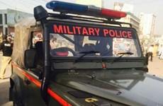 Hai quân cảnh Pakistan bị bắn chết tại thành phố Karachi