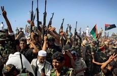 Các nước nhóm họp tìm lối thoát cho cuộc khủng hoảng Libya