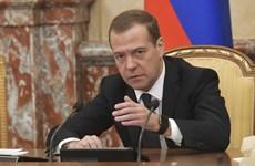 Thủ tướng Nga phê chuẩn các biện pháp trừng phạt Thổ Nhĩ Kỳ