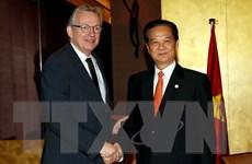 Việt Nam và Pháp nỗ lực cụ thể hóa các nội hàm đối tác chiến lược