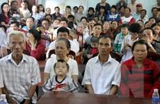 Tòa án tỉnh Bình Thuận công khai xin lỗi ông Huỳnh Văn Nén