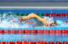 Bơi lội giành 4 HCV, Việt Nam tạm dẫn đầu ASEAN Para Games 8