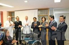 Việt Nam và các nước ASEAN làm từ thiện tại viện nhi ở Mexico